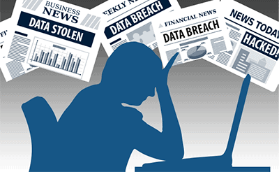 gestione privacy data breach privacy control