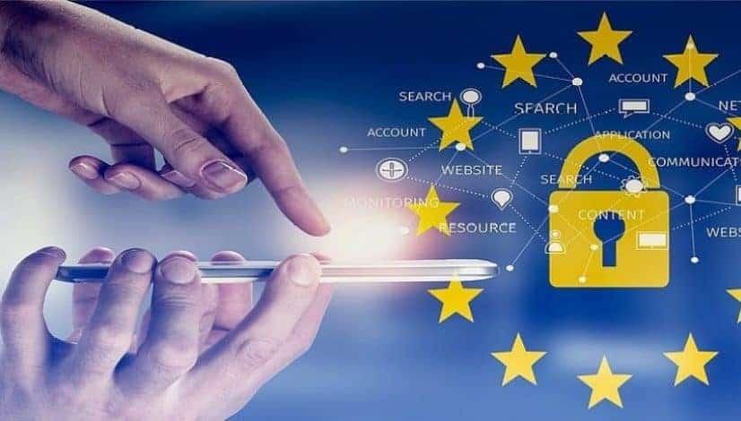 analisi sito web gdpr privacy control