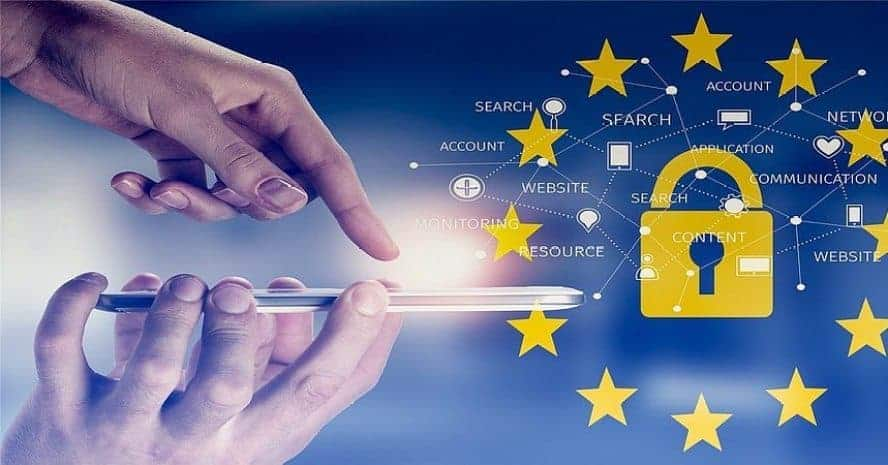 analisi sito web gdpr privacy control
