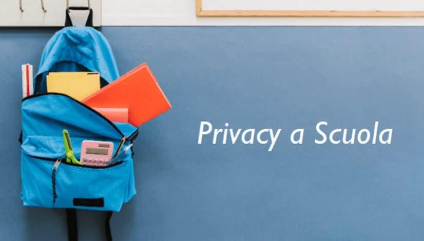 gestione privacy scuola privacy control