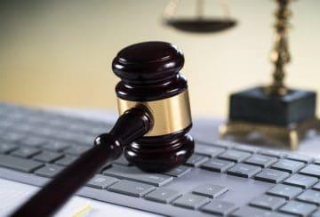 processo amministrativo telematico privacy control